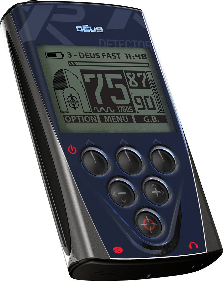 Металлоискатель XP Deus 22 RC WS4