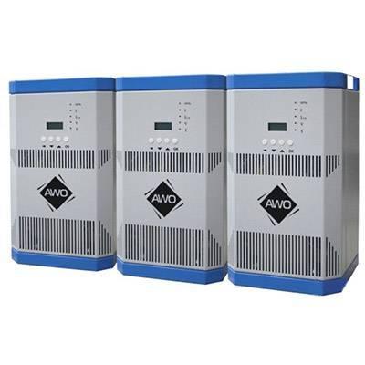 Трёхфазный (380 вольт) стабилизатор напряжения Прочан Awattom СНТПТ SUN 33,0 кВт (3x11,0)